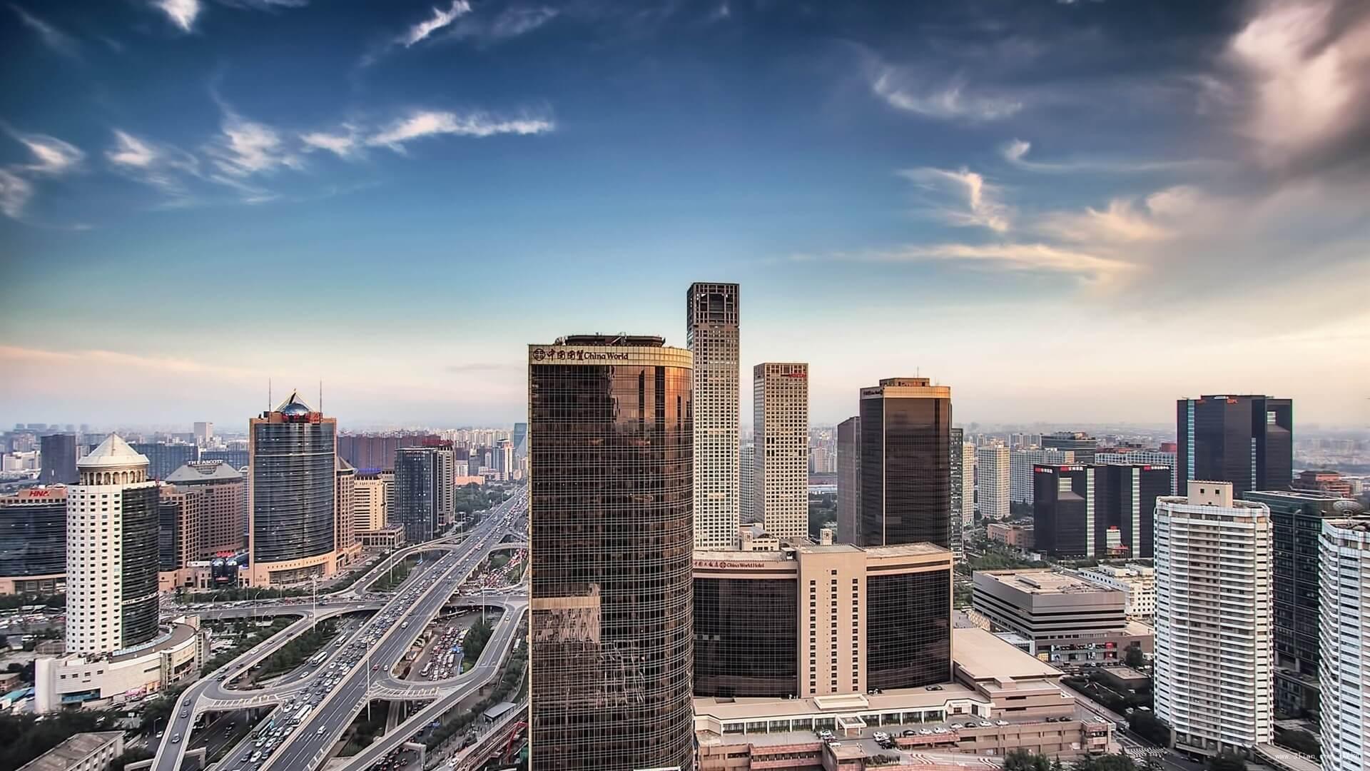 城市,高樓