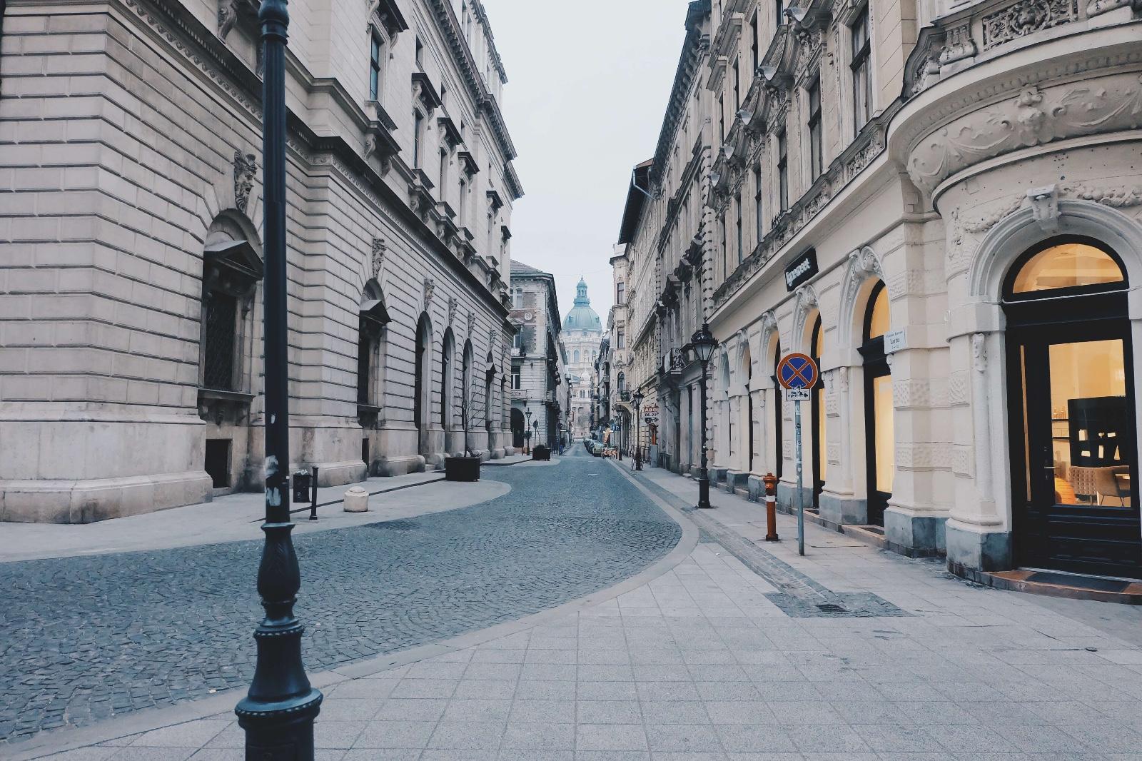 欧式,街道,复古图片