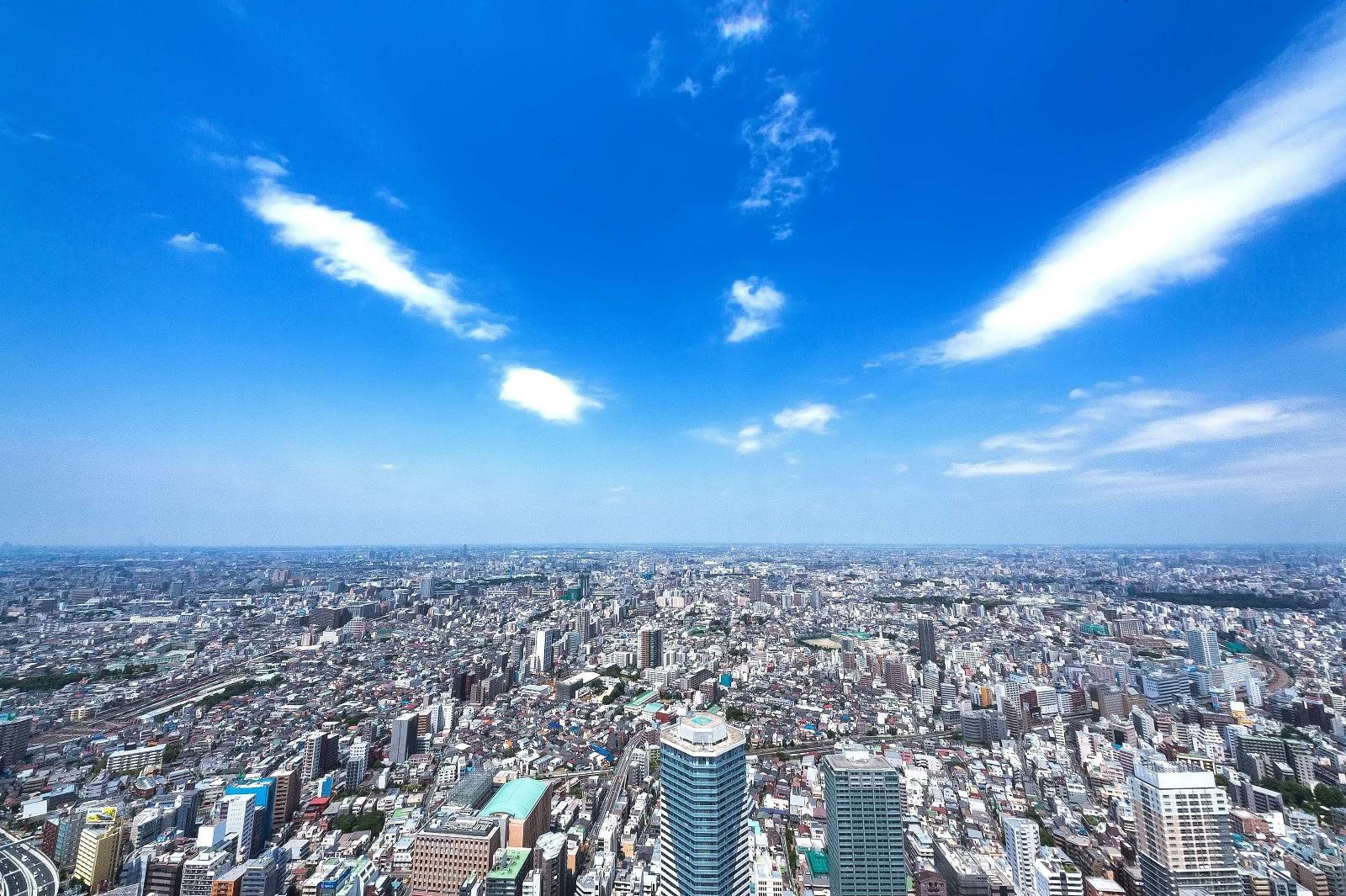 城市,俯瞰