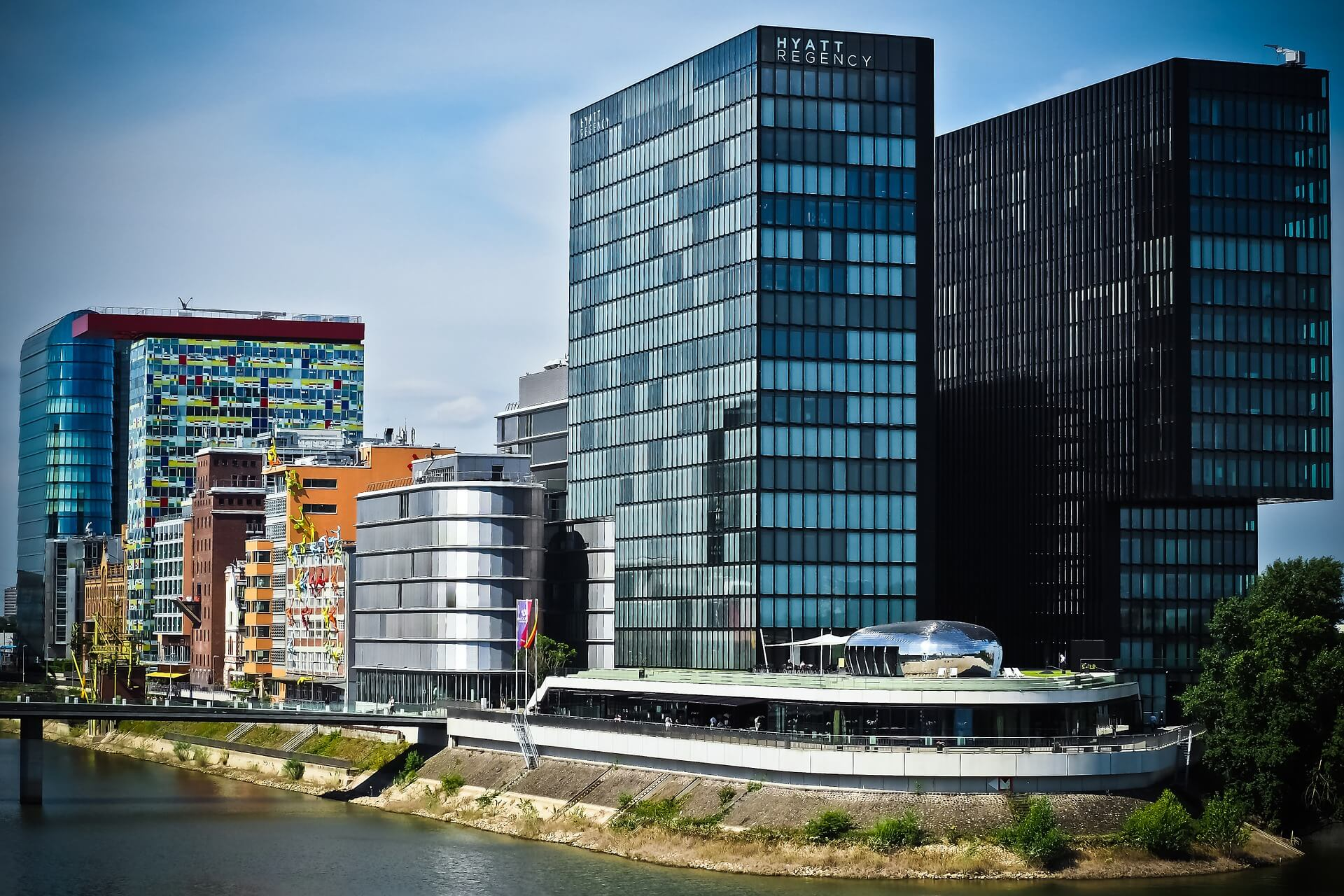 城市,大楼