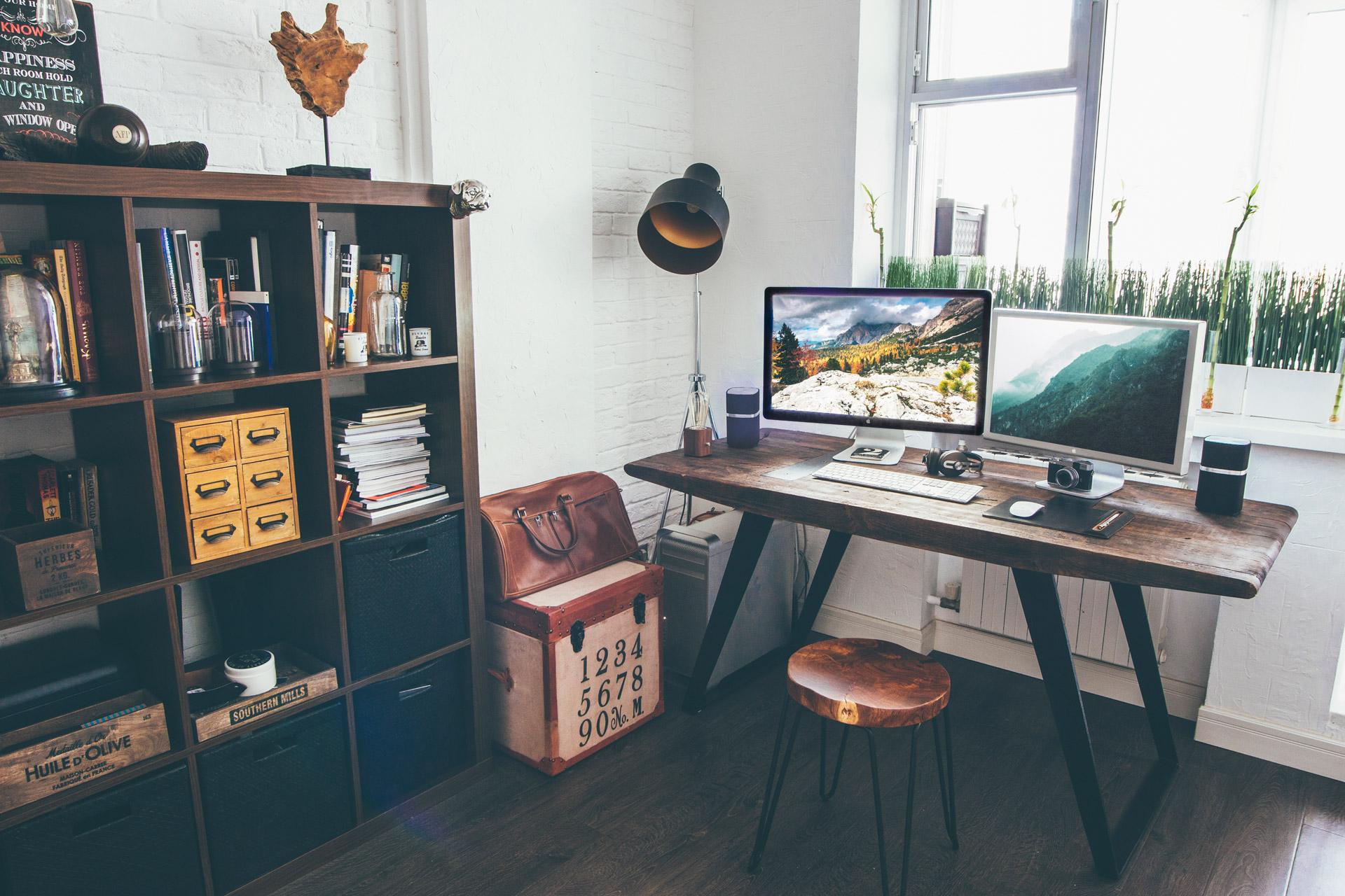 电脑,办公,商务,工作室,IT