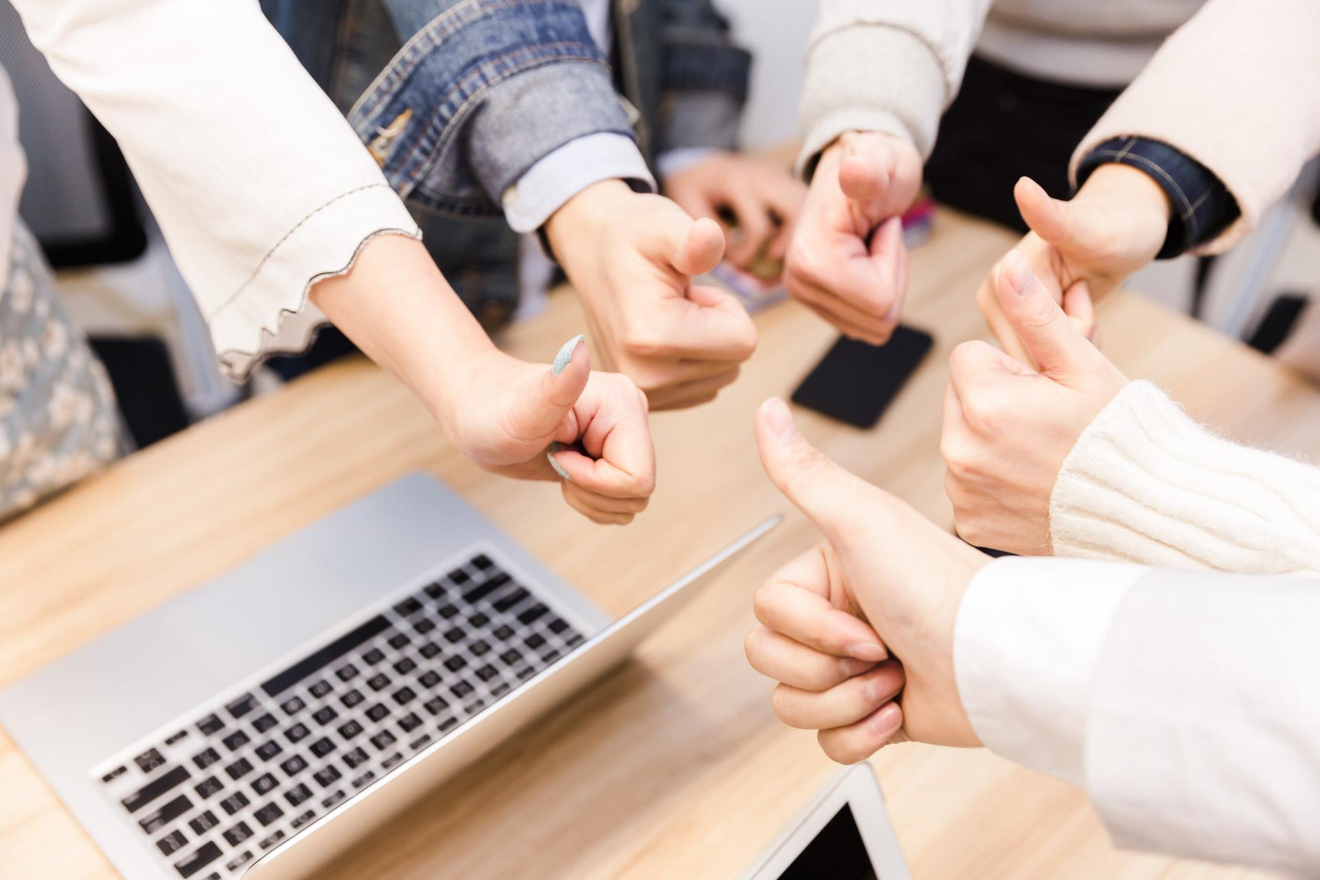商务,IT,团队
