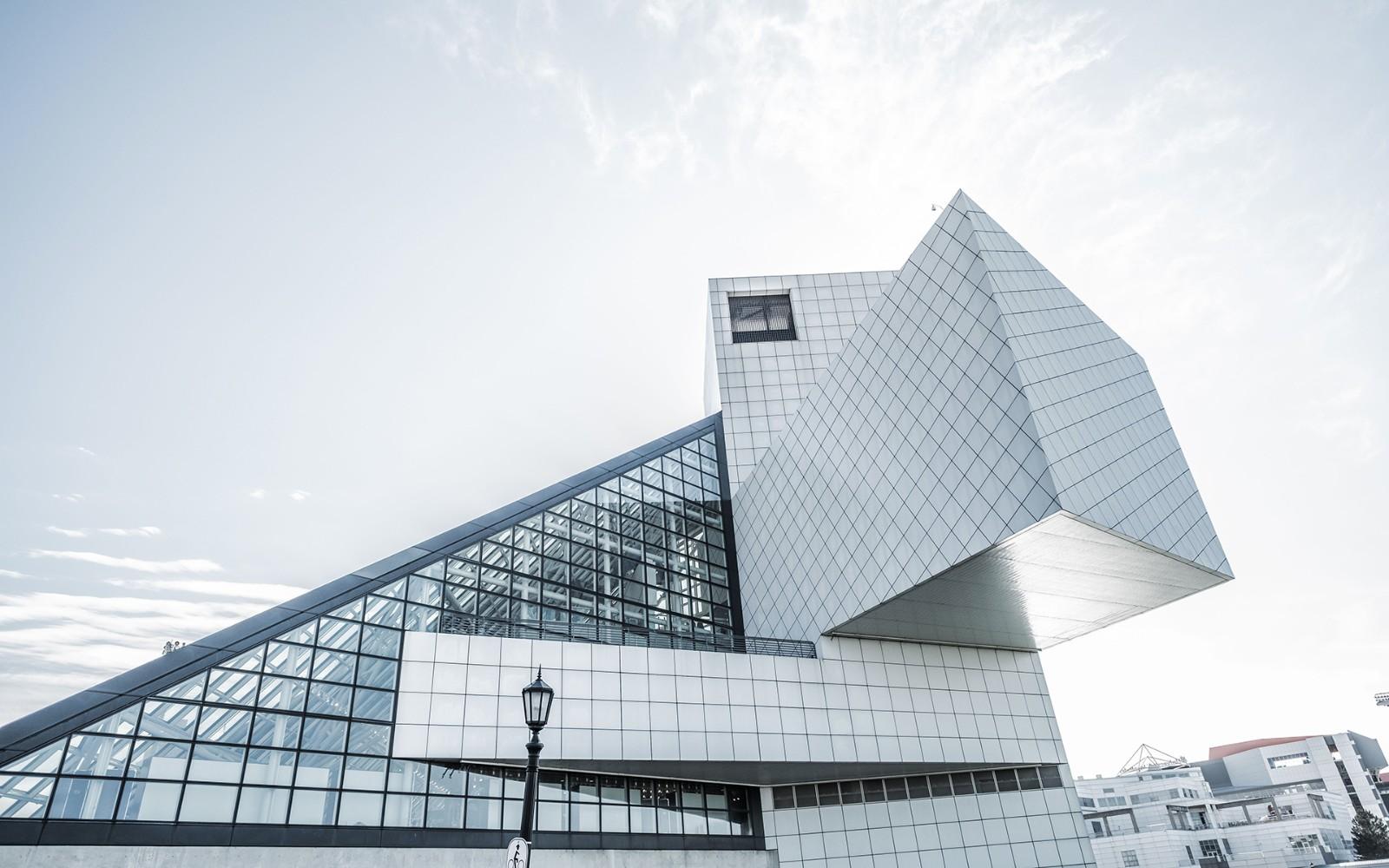 建筑,玻璃,天空